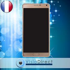 Écran complet pour Samsung Galaxy Note 4 SM-N910F or vitre tactile+ écran LCD