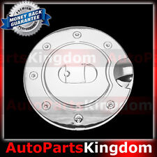 09-14 FORD F150 Super Crew+Super Cab Triple Chrome Plated ABS Gas Door Cover