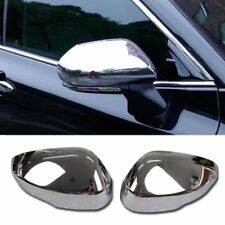 Fit For Mitsubishi Eclipse Cross 2018 2019 Chrome Rear View Mirror Cover Trims