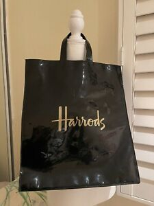 Like New PVC Reusable Shopping Bag Eco Friendly London Shopper Bag
