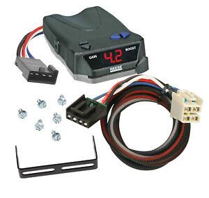 Trailer Brake Control for 14-19 Silverado Sierra 1500 Wiring Module Box 1-4 Axle