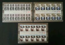 Underground Engineering Excellent Malaysia 2011 Tunnel Building (sheetlet) MNH