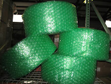 """Large 1/2"""" Green Recycled Bubble, 12"""" x 500' Per Order - SHIPS FREE!!"""