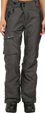 686 Glacier Trail Thermagraph Snowboard Pant (M) Black Heather