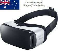 Samsung Gear VR White Virtual Reality Headset S6 S7 S7 Note 5 Compatible Oculus