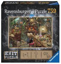 """Ravensburger Exit Puzzle 759 Teile """"Hexenküche"""""""