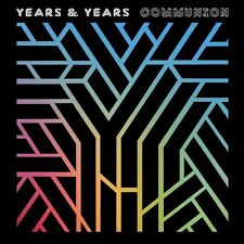 Years & Years - Communion (Deluxe) [New CD] Deluxe Edition, UK - Import