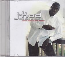 J Kad-Never Been In Love Before Promo cd single