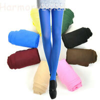 Wholesale Sexy Women Pantyhose Opaque Footed 120D velvet Women Tights Stockings