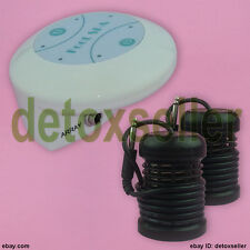 2018 Simple Detox Foot Spa Ion Ionic Aqua Foot Bath Cell Cleanse Machine No Tub