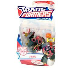 NEW - Transformers Animated Deluxe - Snarl