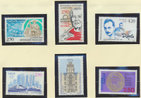 France Stamps Scott #2359//2378, Mint Never Hinged, 11 Different From 1993