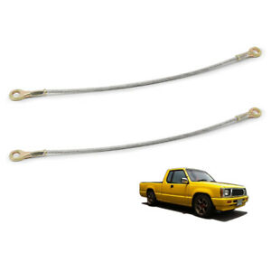 Metal Tailgate Cable Wire Fits Mitsubishi L200 Cyclone Mighty Max Pickup 1986 96