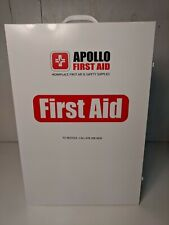 Apollo First Aid Workplace First Aid Safety Supplies Kit New