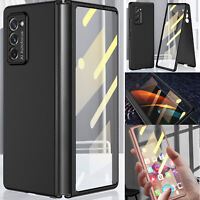 Thin Film Phone Case Protective Cover Shell for Samsung Galaxy Z Fold 2 Phone