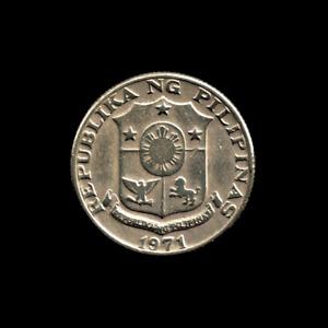 Philippines - 25 Sentimos - 1971 - KM# 199