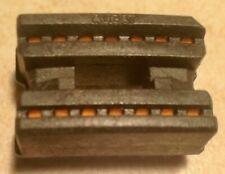 Vintage Augat Apple 1 14 Pin IC Socket - NOS !