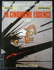MOEBIUS / JODOROWSKY AVENTURE de JOHN DIFOOL L INCAL V LA CINQUIEME ESSENCE 1988