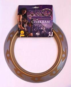 Xena Warrior Princess - Official Chakram Replica - Costume Accessory - Rare NEW