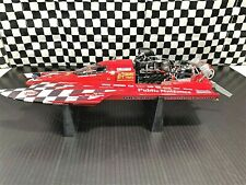 "Bad Ass ""Public Nuisance"" Top Fuel Drag Racing Hydroplane - Red - L E 1:18 Boxed"