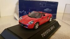 EBBRO TRENDIES - TOYOTA MR-S 1/43 SCALE