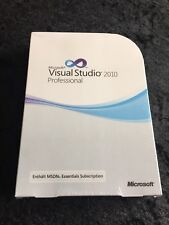 Microsoft Visual Studio Professional 2010 (Box) (1) - Vollversion f�r Windows