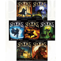 The Wardstone Chronicles The Spook's 7 Books Set Collection Joseph Delaney