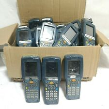 Lot Of 60 Datalogic Dl-Skorpio 700-901 scanners Damaged Read Description
