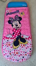 ReadyBed Disney Minnie Mouse Junior Kids Airbed and Sleeping Bag in one
