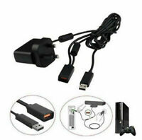 NEW Power Adapter For Microsoft Xbox 360 Kinect Sensor Mains - 3 Pin UK Adapter
