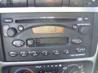 Audio Equipment Radio Opt UB2 Fits 02-05 SATURN L SERIES 68838
