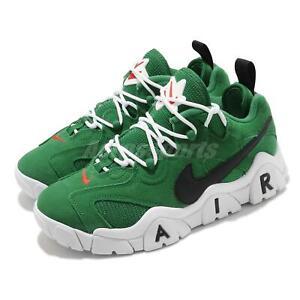 Nike Air Barrage Low Heineken Clover Black White Green Men Casual CT2290-300