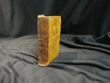Imperatoris Justiniani Institutionum Libri IV Florentia 1702 Antonium Brigonci