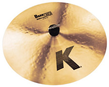 "Zildjian K0913 16"" K Dark Crash Med Thin"