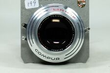 240mm f5.5 Tele-Arton Linhof Select Linhof Board!!