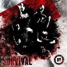 BOOBY TRAP Survival CD Suicidal Tendencies D.R.I. S.O.D. M.O.D. MOTORHEAD R.D.P.