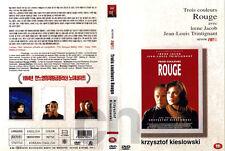 Three Colors:Red, Trois Couleurs:Rouge (1994) - Krzysztof Kieslowski  DVD NEW