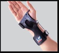 LP 525  RIGID WRIST BRACE - small  LEFT/RIGHT, wrist injuries, carpal tunnel sy,