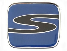 Carmono S Emblem - LBP Laguna Blue Pearl for Honda S2000 / Integra, RSX Type-S