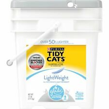 Purina Tidy Cats LightWeight Glade Clear Springs Multi Cat Litter, 17 lb