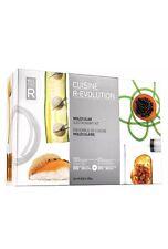 Kit de gastro moléculaire cuisine R-Evolution Bar Molecule-R avec recette DVD cadeau