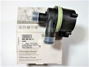 Genuine OEM Volkswagen 6R0-965-561-A Electric Auxiliary Water Pump Jetta Passat