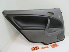 SAAB 9-5 REAR BACK DOOR PANEL LEFT L LH LR DRIVER INTERIOR POWER SEDAN POWER
