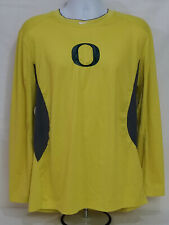 Oregon DUCKS Football NIKE Pro Combat LONG SLEEVE SHIRT    Men's  XL