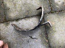 Cast Iron Gutter Bracket, Used Metal Half Round Guttering