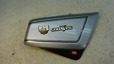 1984 Honda Goldwing GL1200 Interstate H1175. right side battery cover w/ emblems