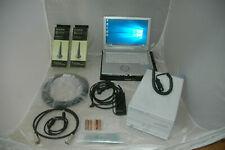 Rohde & Schwarz TSMW Universal Radio Network Analysator ROMES4 Panasonic Laptop
