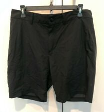 Men's Black Lululemon shorts Size 33