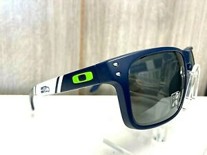 Limited Edition 2020 NFL Collection Seattle Seahawks Oakley Holbrook Sunglasses