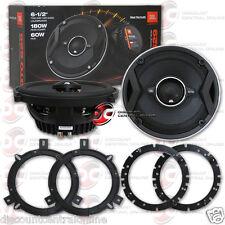 """NEW JBL GTO629 6.5"""" 2-WAY CAR AUDIO COAXIAL SPEAKERS (PAIR)"""